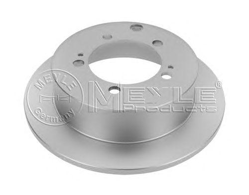 Тормозной диск MEYLE 32-15 523 0004/PD