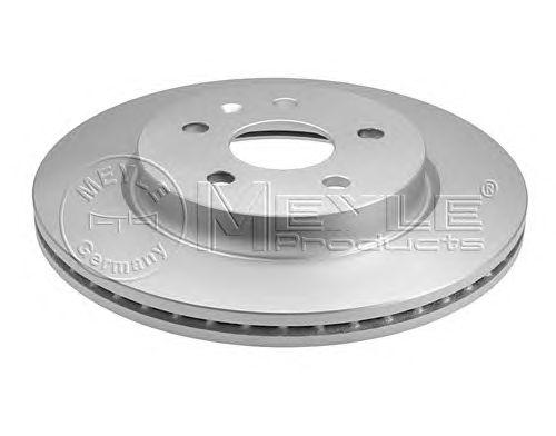 Тормозной диск MEYLE 615 523 0013/PD
