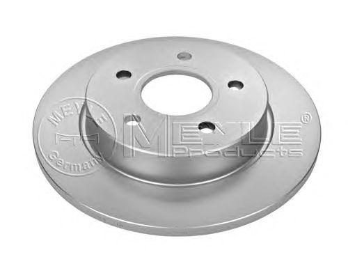 Тормозной диск MEYLE 715 523 7029/PD