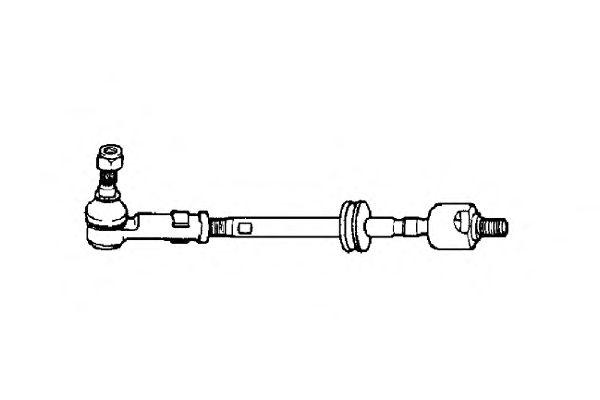 Рулевая тяга OCAP 0581405
