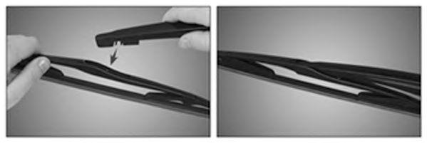 Щетка стеклоочистителя TRICO EX300