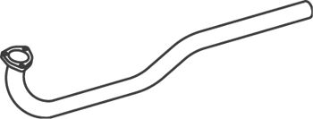 Труба выхлопного газа DINEX 50293