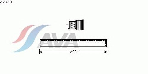 Осушитель кондиционера AVA QUALITY COOLING VWD294
