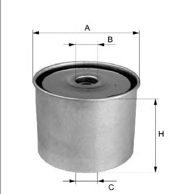 Топливный фильтр FILTRON PM819/1