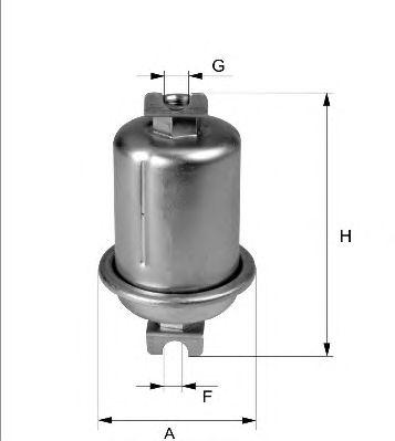 Топливный фильтр FILTRON PP931/2
