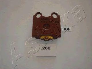 Тормозные колодки ASHIKA 51-02-260