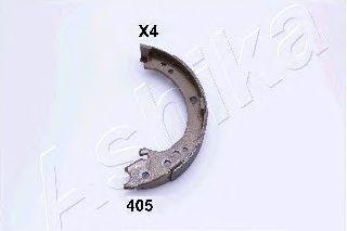 Тормозные колодки ручника ASHIKA 55-04-405