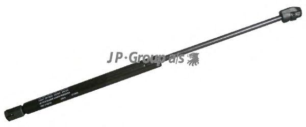 Газовый упор крышки багажника JP GROUP 1281201900