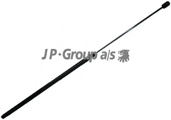 Газовый упор крышки багажника JP GROUP 1281200800