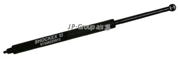 Газовый упор крышки багажника JP GROUP 1481201500