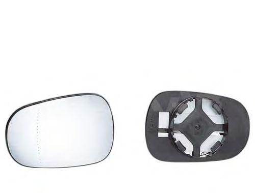 Стекло зеркала заднего вида ALKAR 6401164