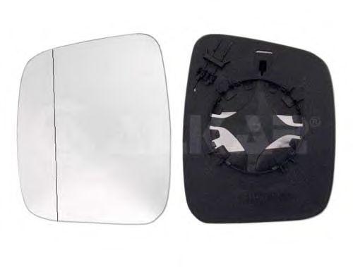 Стекло зеркала заднего вида ALKAR 6402351