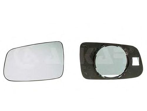 Стекло зеркала заднего вида ALKAR 6402361