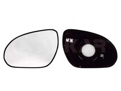 Стекло зеркала заднего вида ALKAR 6432583