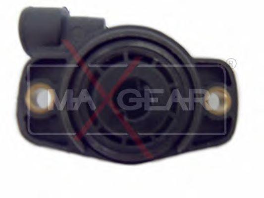 Датчик положения дроссельной заслонки / педали акселератора MAXGEAR 24-0017