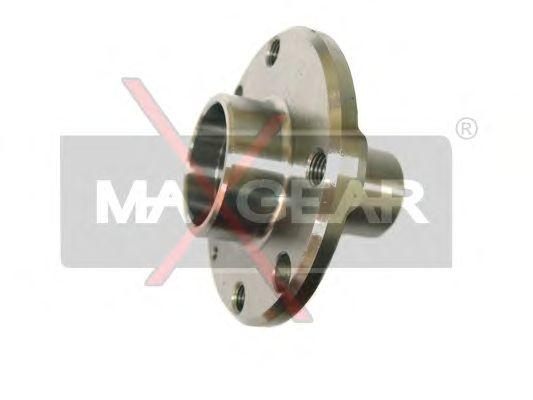 Ступица колеса MAXGEAR 33-0484