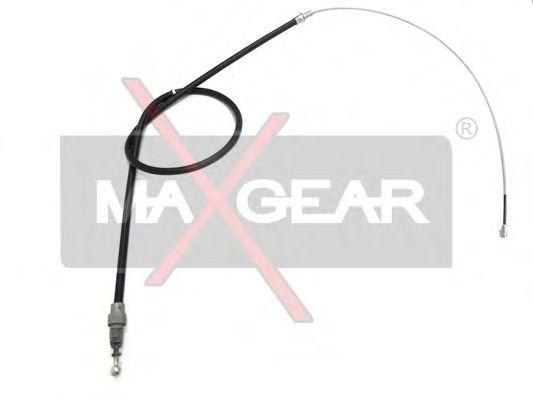 Трос ручника MAXGEAR 32-0072