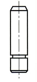 Направляющая втулка клапана ET ENGINETEAM VG0034