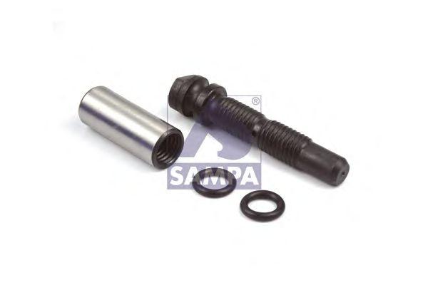 Ремкомплект, палец ушка рессоры SAMPA 040.509