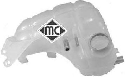Бачок, радиатор Metalcaucho 03633