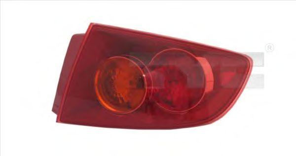 Задний фонарь TYC 11-5349-21-2