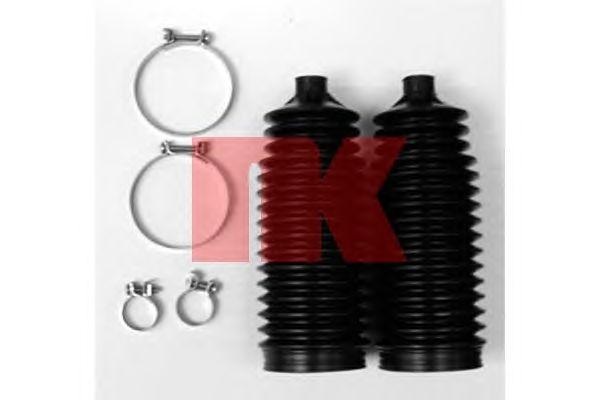 Комплект пыльников рулевой рейки NK 5093611