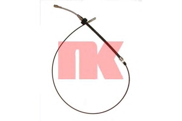Трос ручника NK 903346