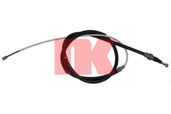 Трос ручника NK 904797