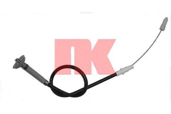 Трос сцепления NK 924757