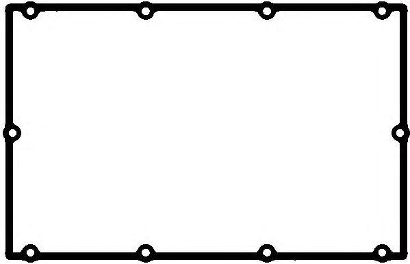 Прокладка клапанной крышки AJUSA 11040200