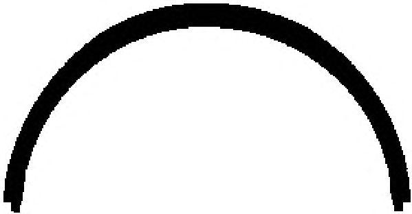 Прокладка поддона AJUSA 14053600