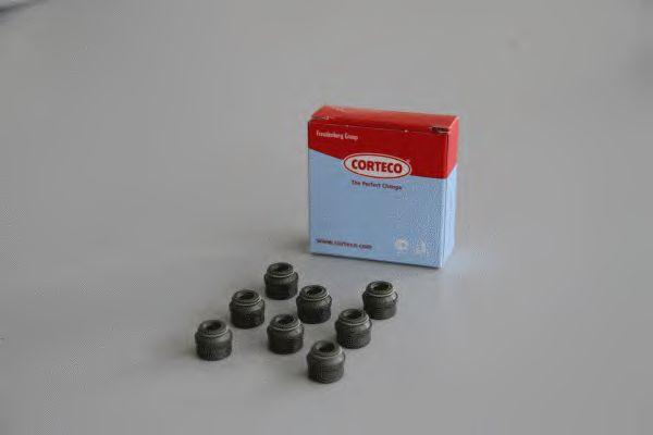 Комплект сальников клапанов CORTECO 19025714