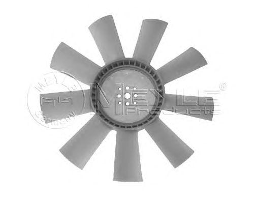 Крыльчатка вентилятора охлаждения MEYLE 014 020 0092