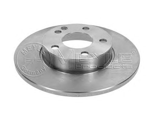 Тормозной диск MEYLE 015 521 2086