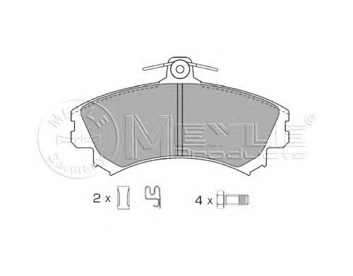 Тормозные колодки MEYLE 025 219 2015