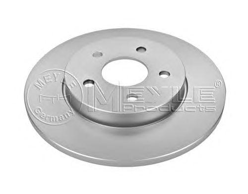 Тормозной диск MEYLE 715 523 7020/PD