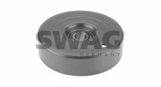 Натяжной ролик поликлинового ремня SWAG 10 03 0010