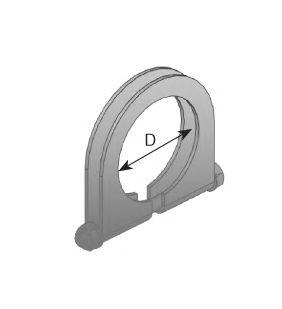 Клемма, система выпуска DINEX 28810