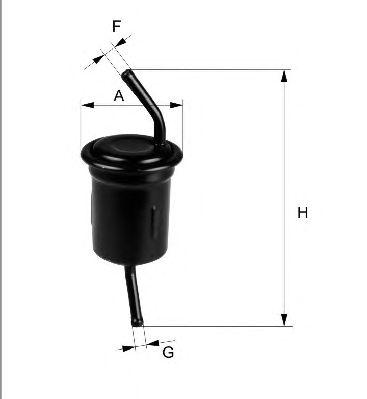 Топливный фильтр FILTRON PP890