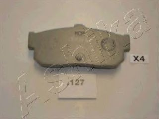 Тормозные колодки ASHIKA 51-01-127