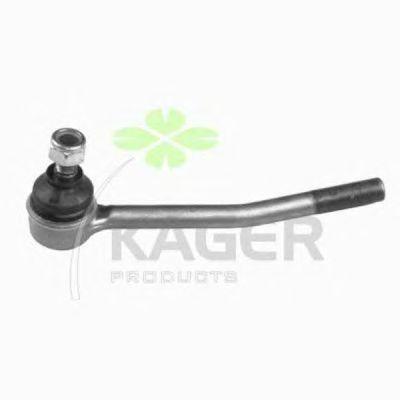 Наконечник рулевой тяги KAGER 43-0161