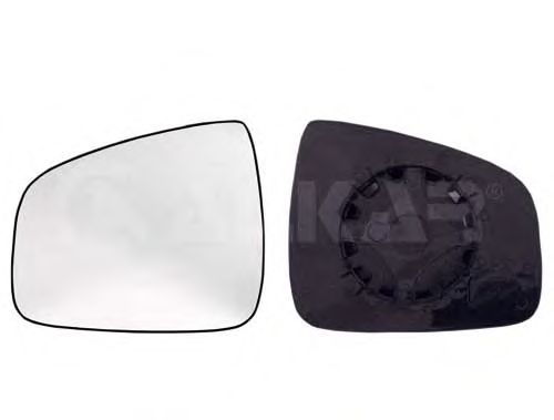 Стекло зеркала заднего вида ALKAR 6401594