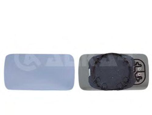 Стекло зеркала заднего вида ALKAR 6432470
