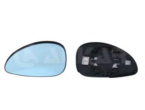 Стекло зеркала заднего вида ALKAR 6432855