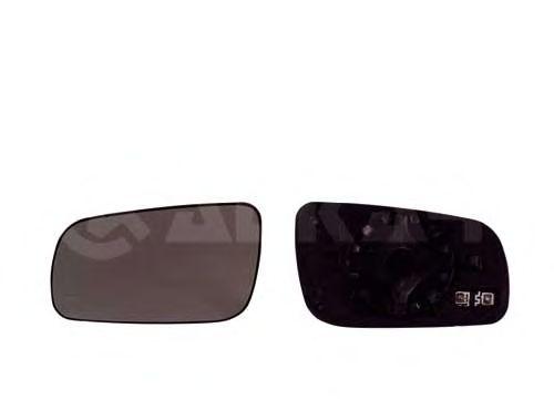 Стекло зеркала заднего вида ALKAR 6434127