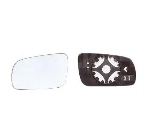 Стекло зеркала заднего вида ALKAR 6437127