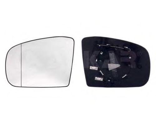 Стекло зеркала заднего вида ALKAR 6472566