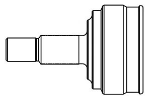 Комплект ШРУСов GSP 845033