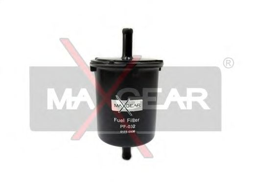 Топливный фильтр MAXGEAR 26-0166