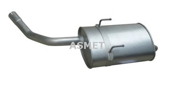 Глушитель ASMET 30.016